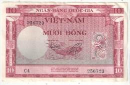 VIET-NAM - 10 DONG - MUOI DONG - Vietnam