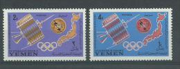 150022764  YEMEN  YVERT    Nº  181/2  **/MNH - Yemen