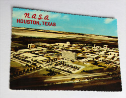 NASA 1967 ASTROCARD Houston Texas Clear Lake Harris County - Houston