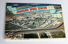 Johnson SPACE CENTER Houston Texas Navette Spatiale Enterprise Années 70 Plusieurs Cartes - Houston