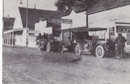 Front Street 1911, Reprint, QUESNEL BC, CARIBOO, BRITISH COLUMBIA, Postcard, CANADA, Post Card, Carte Postale - British Columbia