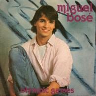 MIGUEL BOSE´ - Olympic Games / Ti Amerò    1980 - Disco, Pop