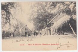 Orroir, Mont De L'Enlus, Maison De Garde Bois (pk23331) - Kluisbergen