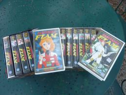 Capitaine FLAM - Cassettes Vidéo VHS