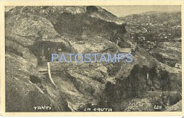 17417 ARGENTINA CORDOBA TANTI LA GRUTA YEAR 1954 POSTAL POSTCARD - Argentinien