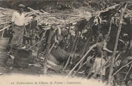 Cameroun Fabrication De L\´huile De Palme N°18 - Cameroun