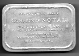Boîte Comprimés NOTAL Hygiène De La Femme - Otros