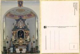 Ak Deutschland - Marktleugast -  Kirche St. Bartholomäus , Church, Eglise - Hochaltar - Kirchen U. Kathedralen