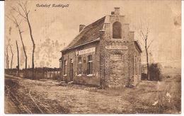 BAHNHOF STATION  DE NACHTEGAAL FELDPOSTKARTE 1917 Re 791 MOORSLEDE - Moorslede