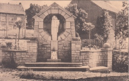 Heure- Famenne    Monument Reconnaissance à N-D       Nr 4059 - Somme-Leuze