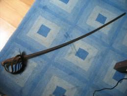Ancien Sabre Belge - Knives/Swords