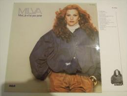 Milva - Moi Je N'ai Pas Peur - Rca Pl 37503 - France - Vinyl-Schallplatten