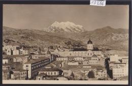 La Paz - Bolivia - 1951 - Illimani (13´686) - Bolivie