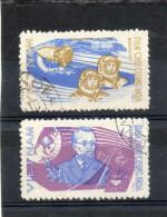 VIET-NAM Du Nord - Espace - Vols Comiques De Voskhod II : équipage , S. Tsiolkowski - URSS - - Vietnam