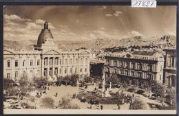 La Paz - Bolivia - 1951 - Palacio De Gobierno De Bolivia (Palacio Quemado) (13´687) - Bolivie