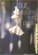 """Carte Postale édition """"Carte à Pub"""" - Sur La Pointe Des Pieds (Carole Chebron) Musée De La Céramique - Rouen - Publicité"""