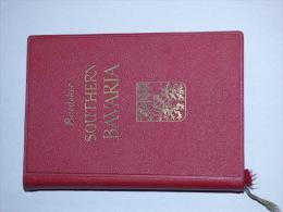 Baedeker's Southern Bavaria 1953 - Europa