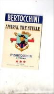 DISTILLERIE FRATELLI BERTOCCHINI LIVORNO - Etichette