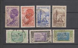 Lot De Timbres Oblitérés - Costa D'Avorio (1960-...)