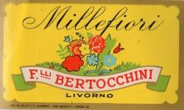 DISTILLERIE FRATELLI BERTOCCHINI LIVORNO - Labels