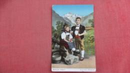 Costume Bernois Ref 1963 - Europe