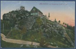 Hochstein Im Isergebirge Bei Schreiberhau, Ungebraucht (AK592) - Schlesien
