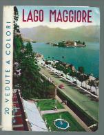 Carnet Lago Maggiore 18 Vues - Altre Città