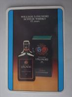 1 CALENDAR SMALL - PORTUGAL BEBIDA BOISSON DRINK BEVANDA GETRÄNK UISQUE WHISKY - Calendriers