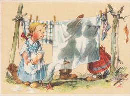 Enfant - Oie - 723 - 1014 - Jolie - Enfants