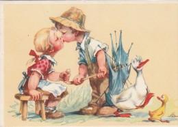 Enfant - Oie - 723 - 1019 - Enfants