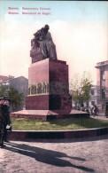 Russie, Moscou Monument De Gogol (620) - Russie