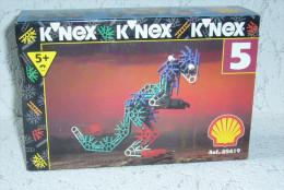 K´nex - Offert Par - Esso - Neuf En Boite - Boite N° 5 - Dinosaure - Other Collections