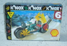 K'nex - Offert Par - Esso - Neuf En Boite - Boite N° 6 - Moto - Unclassified
