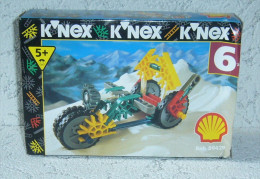 K'nex - Offert Par - Esso - Neuf En Boite - Boite N° 6 - Moto - Non Classés