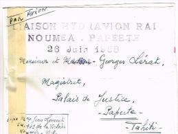 Nouvelle Caledonie FDC Enveloppe Premier Jour Speciale Centenaire Presence Francaise Dumont D´urville  Us Courant - Lettres & Documents