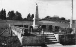 (1007)  CPSM  Maubec  Monument Aux Morts  (  Bon état) - Autres Communes