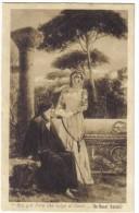DANTE ALIGHIERI ERA GIA' L'ORA CHE VOLGE AL DESIO... VIAGGIATA 1916 CODICE C.022 - Storia