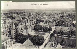 NEVERS VUE GENERALE VIAGGIATA 1926 COD.C.026 - Nevers