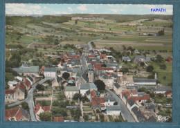 72-MAREIL-sur-LOIR-Vue Générale Aérienne- Non écrite -2 Scans-10.5 X 15- CIM COMBIER - Otros Municipios