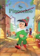 ENFANTINA - PINOCCHIO - MELODIA - ILLUSTRE PAR VAN GOOL- 1992- - Books, Magazines, Comics