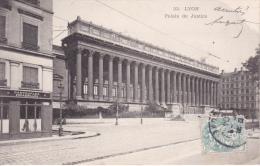 LYON -  PALAIS  DE  JUSTICE - Lyon