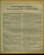 ANNUAIRE - 37 - Département Indre Et Loire - Année 1930 - édition Du DIDOT-BOTTIN - 59 Pages - Plan De Tours - Telephone Directories