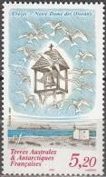 TAAF 1997 Yvert 218 Neuf ** Cote (2015) 2.40 Euro Chapelle Notre-Dame Des Oiseaux - Neufs