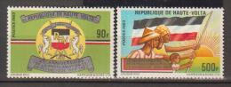 HAUTE VOLTA     1983               N°   620 / 621     COTE     5 € 85           ( Y 608 ) - Haute-Volta (1958-1984)
