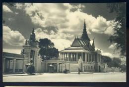 Cpa Cambodge Souvenirs D' Indochine - Phnom Penh -- Le Palais Royal -- Salle De Danse    SEPT17 - Cambodia