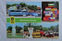Germany  Markkleeberg Landwirtschaftsausstellung  Der DDR A 46 - Markkleeberg