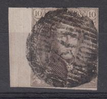 Nr 10, Stempel D50, 'Solre Sur Sambre' (X10616) - Postmarks - Lines: Distributions