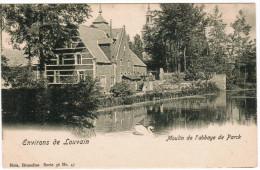 Environs De Louvain, Moulin De L'abbaye De Parck (Leuven) (pk21748) - Leuven
