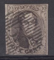 Nr 10, Stempel D56, ´Walcourt´ (X10699) - Postmarks - Lines: Distributions