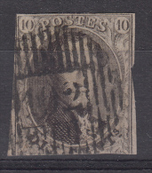 Nr 10, Stempel D102 (X10870) - Postmarks - Lines: Distributions